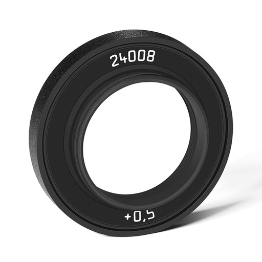 Correction Lens II, +0.5 dpt - M10
