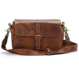ONA: Leather Bowery Antique Cognac Bag