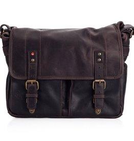ONA for Leica: Prince Street Leather Dark Truffle Bag