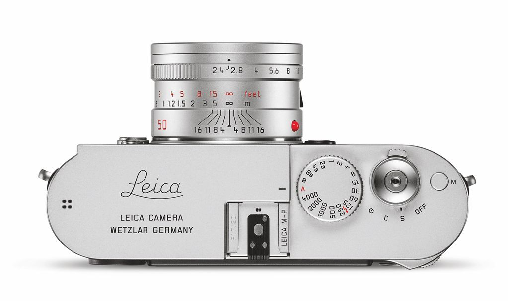 50mm / f2.4 Summarit Silver ((E46) M)