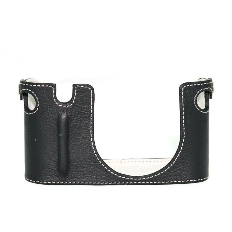 P80-57 Camera Protector - X Vario, Black Leather
