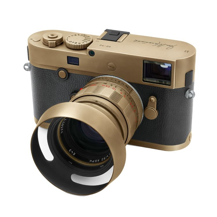 M Monochrom 'Jim Marshall Set' with Leica Summilux-M 50 mm f/1.4 ASPH
