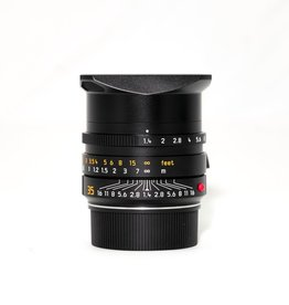 P80-38 35mm Summilux f1.4 Black (S/N 4194401)