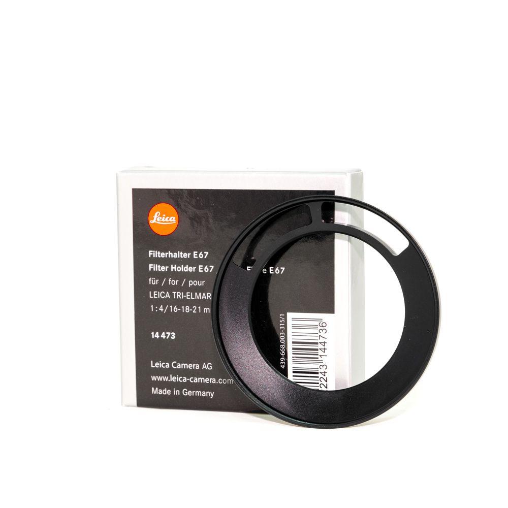 P80-67 Filter Holder E67