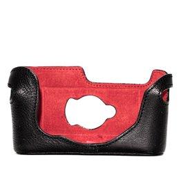 P80-57 Artisan & Artist Black Leather Case - M6 / M7
