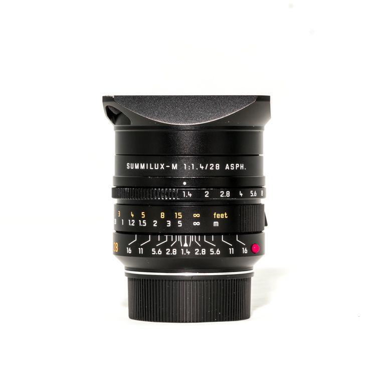 P80-39 28mm Summilux f/1.4 ASPH (S/N 04206027)