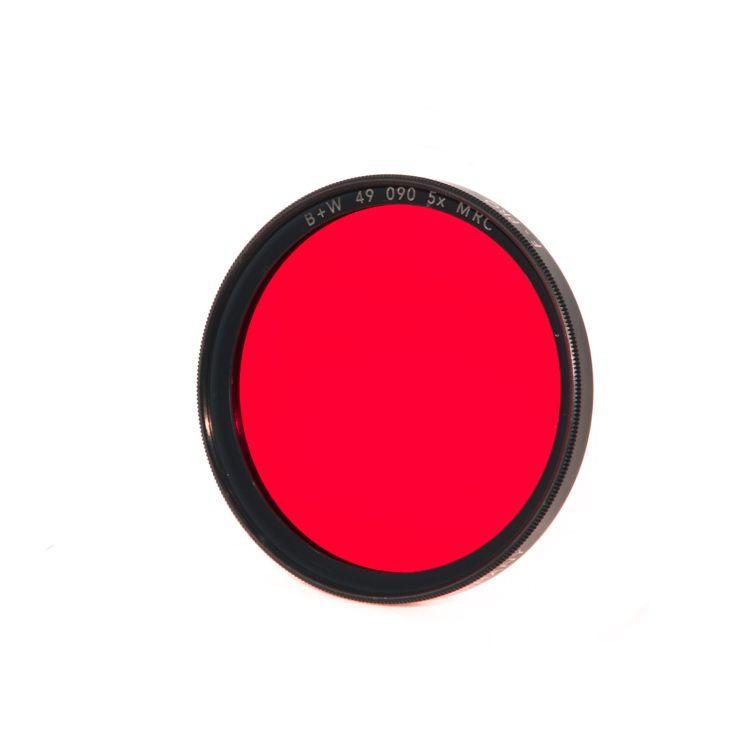 P80-67 B+W 49mm Red MRC