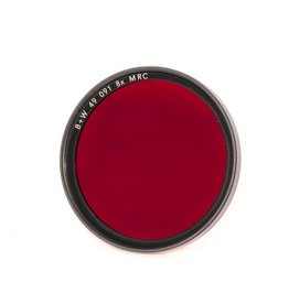 P80-57 B+W 49mm Dark Red MRC