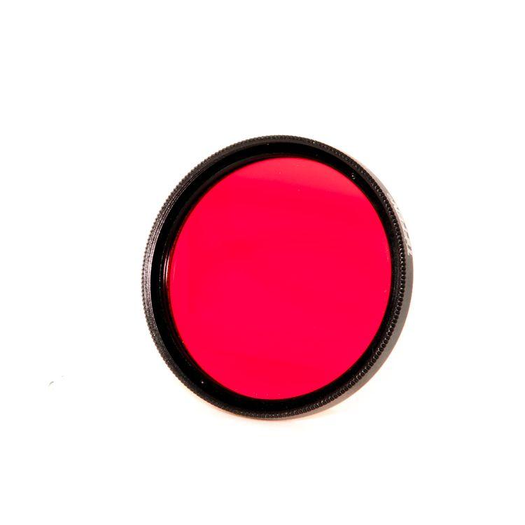 P80-57 Tiffen 49mm Red Filter