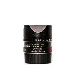 P80-36 50mm Summarit f/2.4 (S/N 04659541)