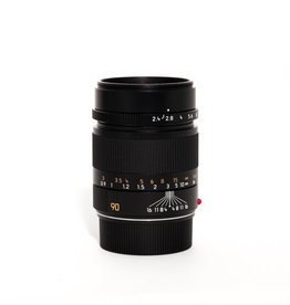 P80-37 90mm Summarit Black f/2.4 (S/N 4314622)