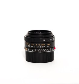 P80-37 28mm Elmarit ASPH f/2.8 (S/N 4662230)