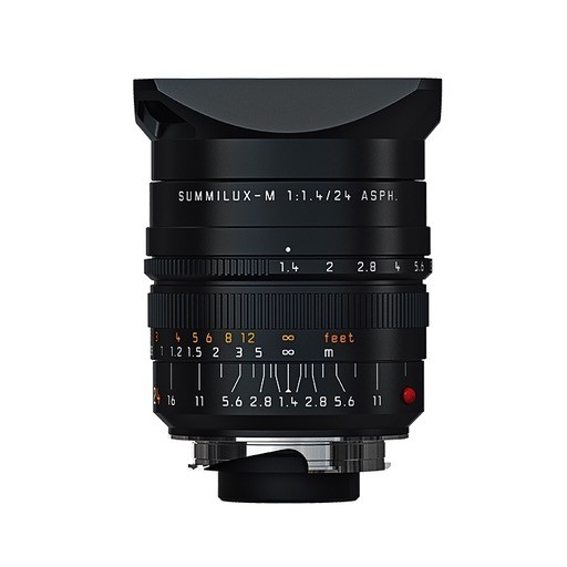 CPO: 24mm / f1.4 ASPH Summilux (Series 7) (M) 1 Year Warranty