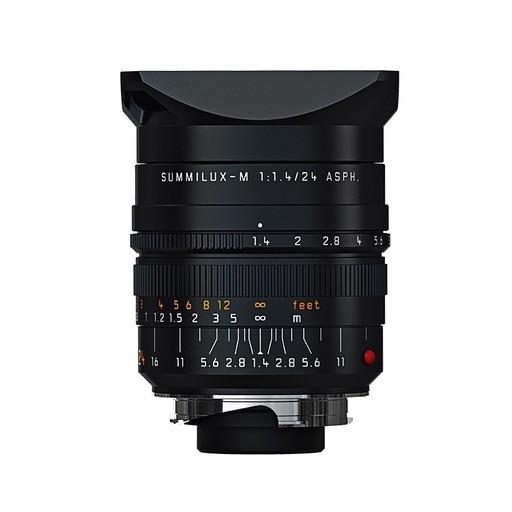 CPO: 24mm / f1.4 ASPH Summilux (Series 7) (M) 2 Year Warranty