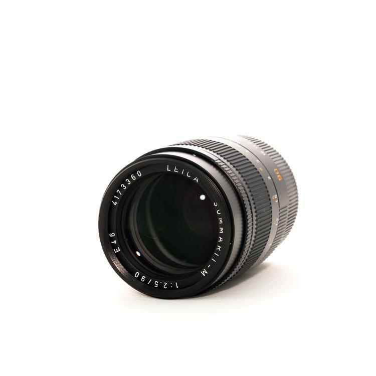 P80-36 90mm Summarit f2.5 (S/N 4173360)