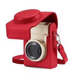 Case - C-Lux Leather (Red)