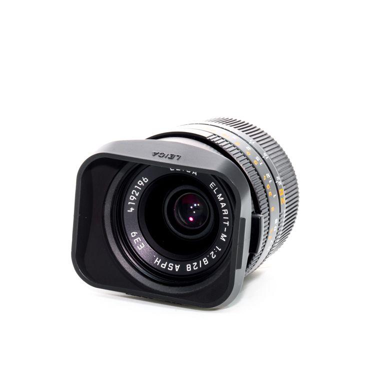 P80-37 28mm Elmarit ASPH f/2.8 (S/N 4192196)