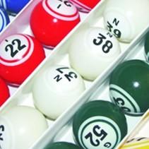 5 Color Double Sided Bingo Balls