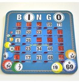 Bingo Slide Cards