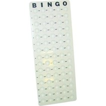 Master Board for Small Bingo Balls