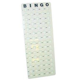 Master Board for Small Bingo Balls