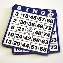 Bingo Hard Cards