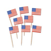 Flag Picks 50ct U.S.