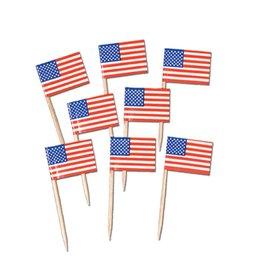 Flag Picks 50ct U.S.