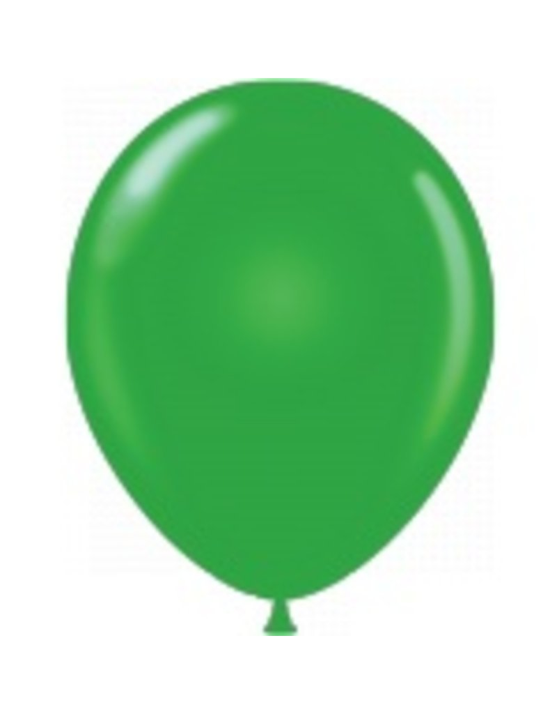 "72 CT 11"" GREEN"