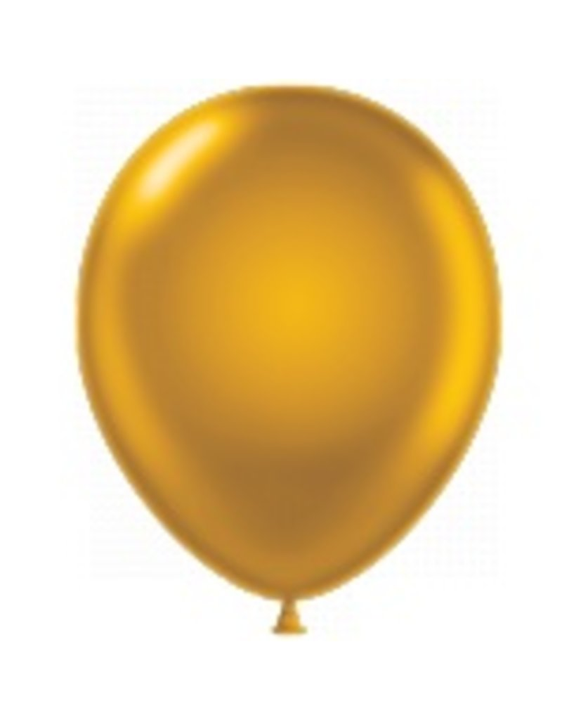 """72 CT 11"""" MET GOLD"""