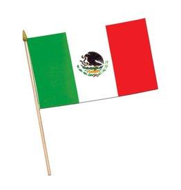"""Mexican Flag 4x6"""""""