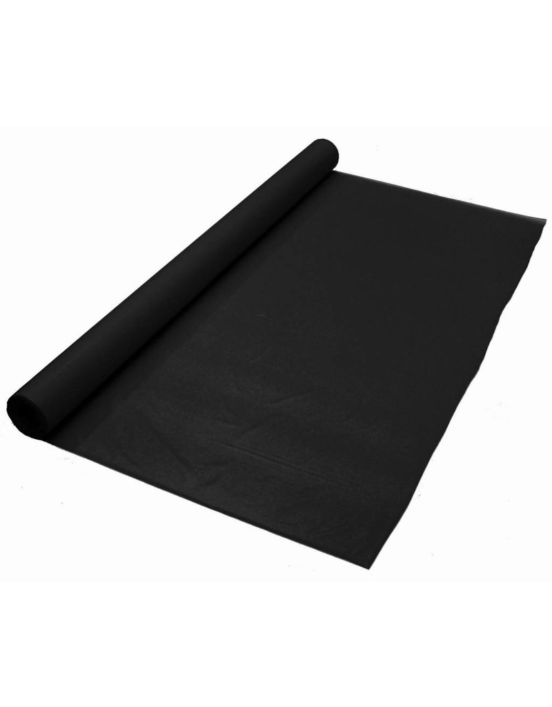 300'  TABLE COVER BLACK