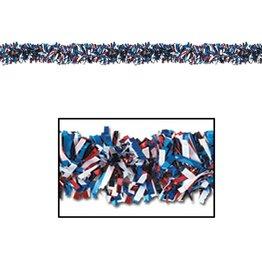 Festooning- Red, White & Blue