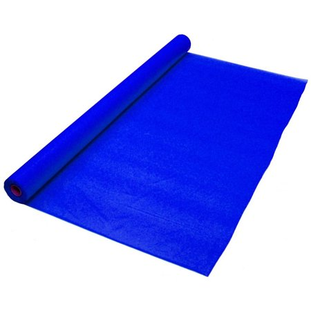 300' TABLE COVER BLUE
