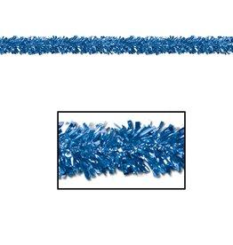 Festooning Blue