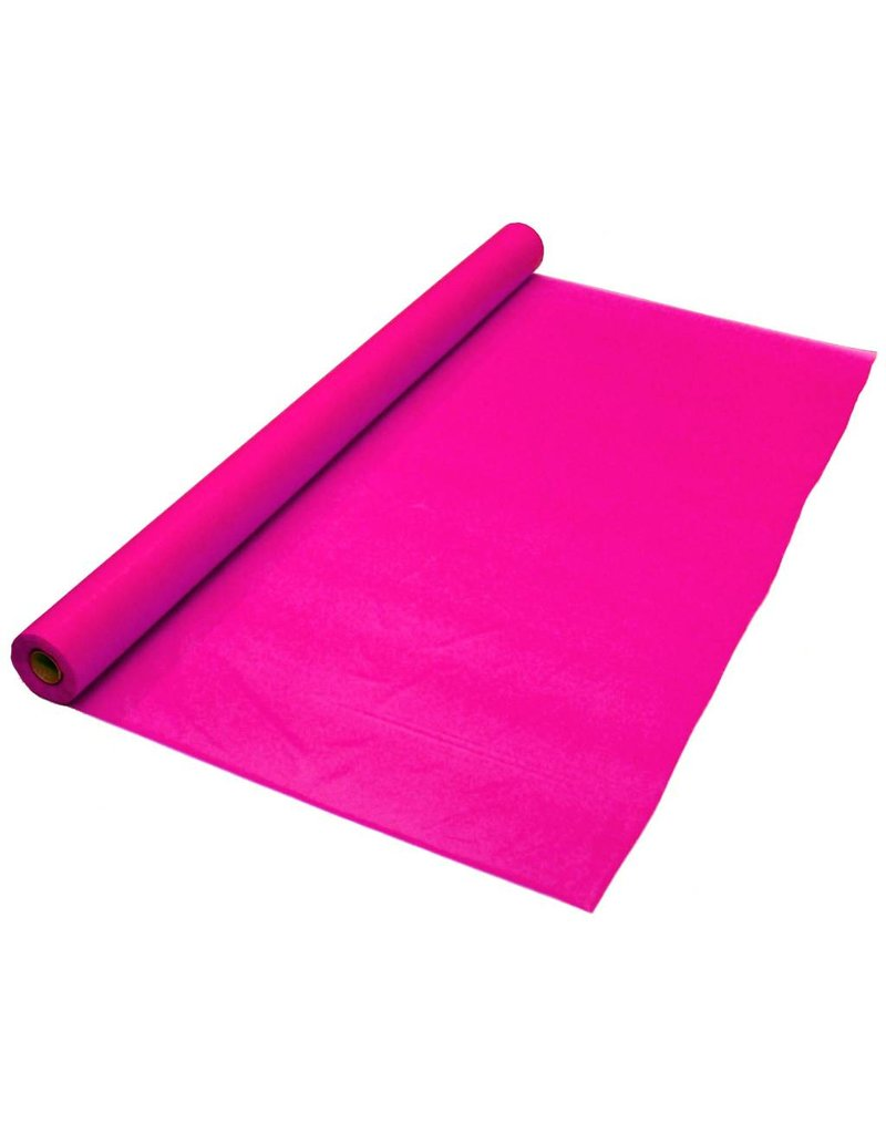 300' TABLE COVER HOT PINK