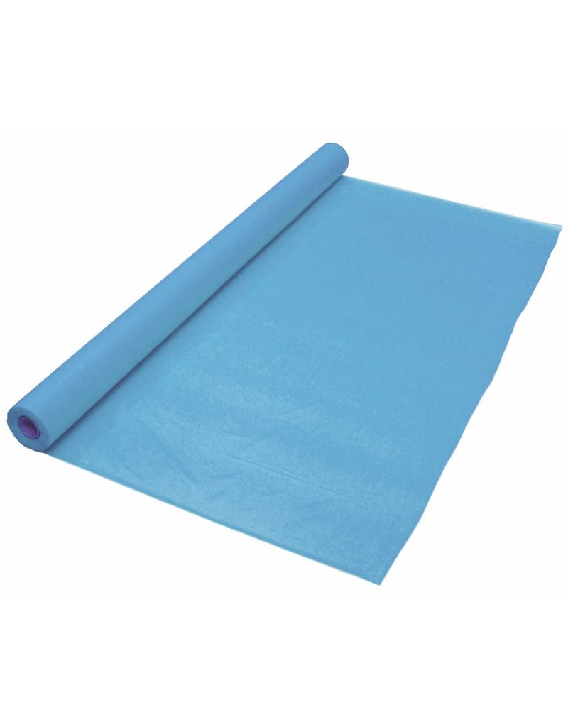 300' TABLE COVER LIGHT BLUE