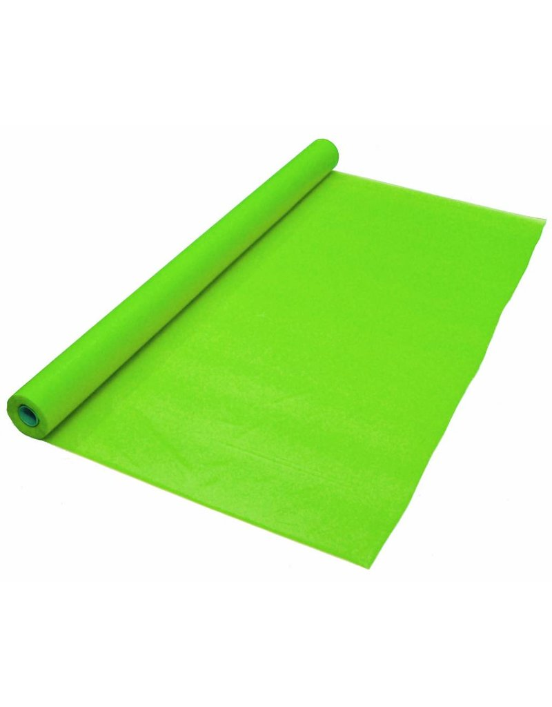300' TABLE COVER LIME GREEN