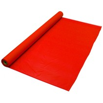 300' TABLE COVER RED