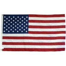 5'X8' US POLYESTER FLAG