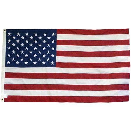 5'X8' US POLYESTER FLAG