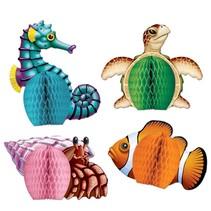 Sea Creature Playmates 4 pc