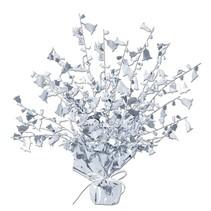 Silver Anniversary Gleam 'n Burst Centerpiece