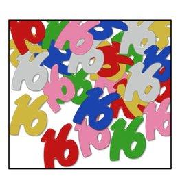 Fanci Fetti 16- Multi Color