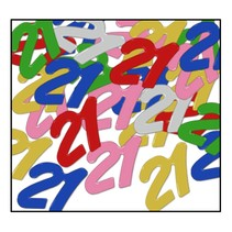 Fanci Fetti 21- Multi Color