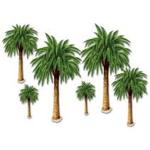 Palm Tree Props Insta Theme