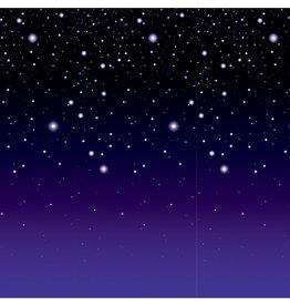 Starry Night Backdrop Insta Theme