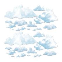 Fluffy Cloud Props Insta Theme