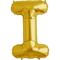 "34"" Gold Foil I Balloon"