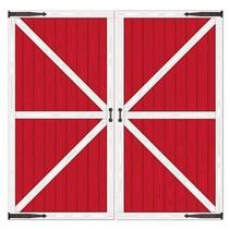 Barn Door Props Insta Theme